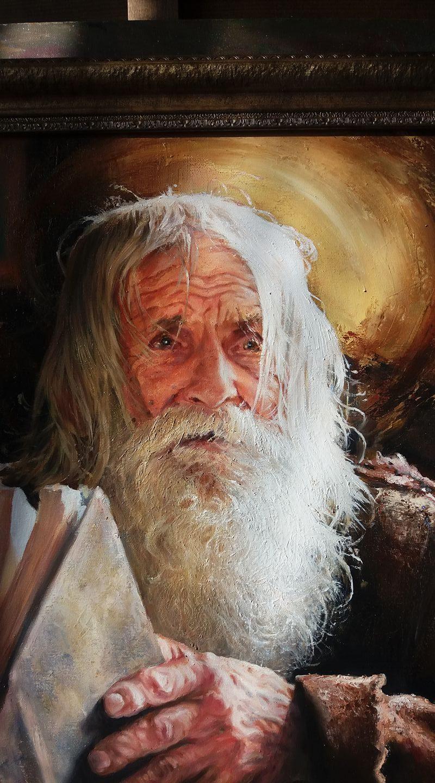 портрет на дядо добри